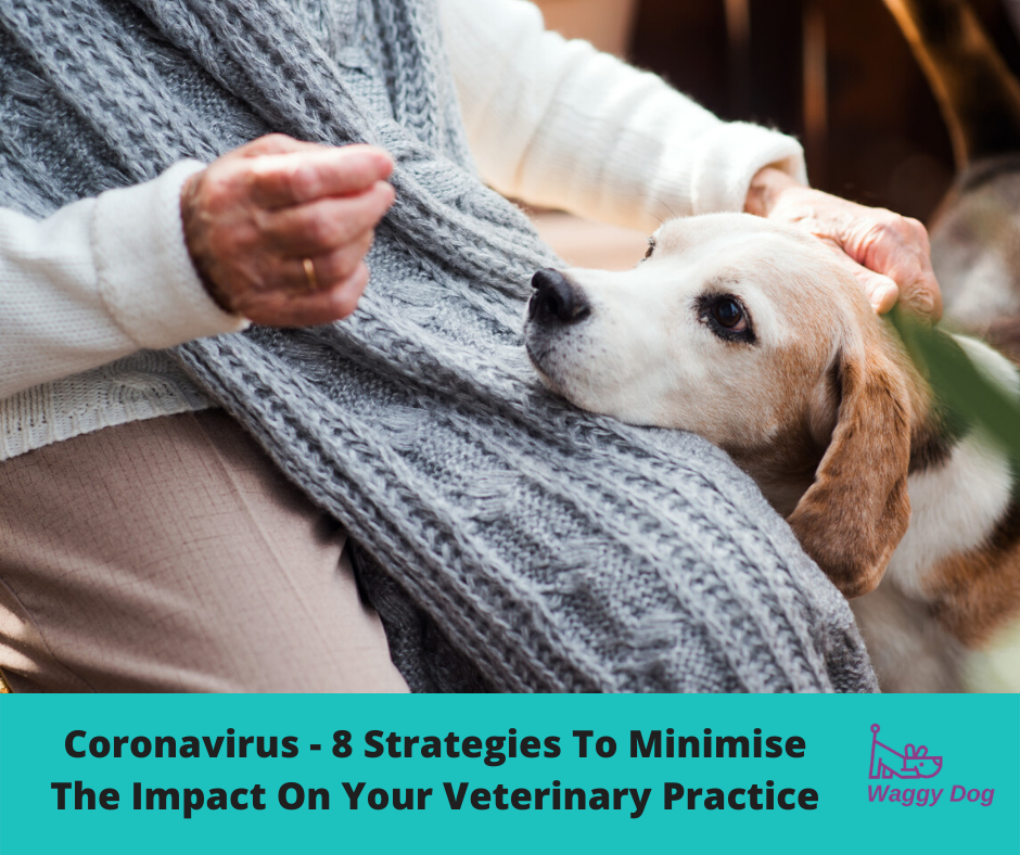 Coronavirus – 8 Strategies You Must Consider NOW To Minimise The Impact On Your Veterinary Practice