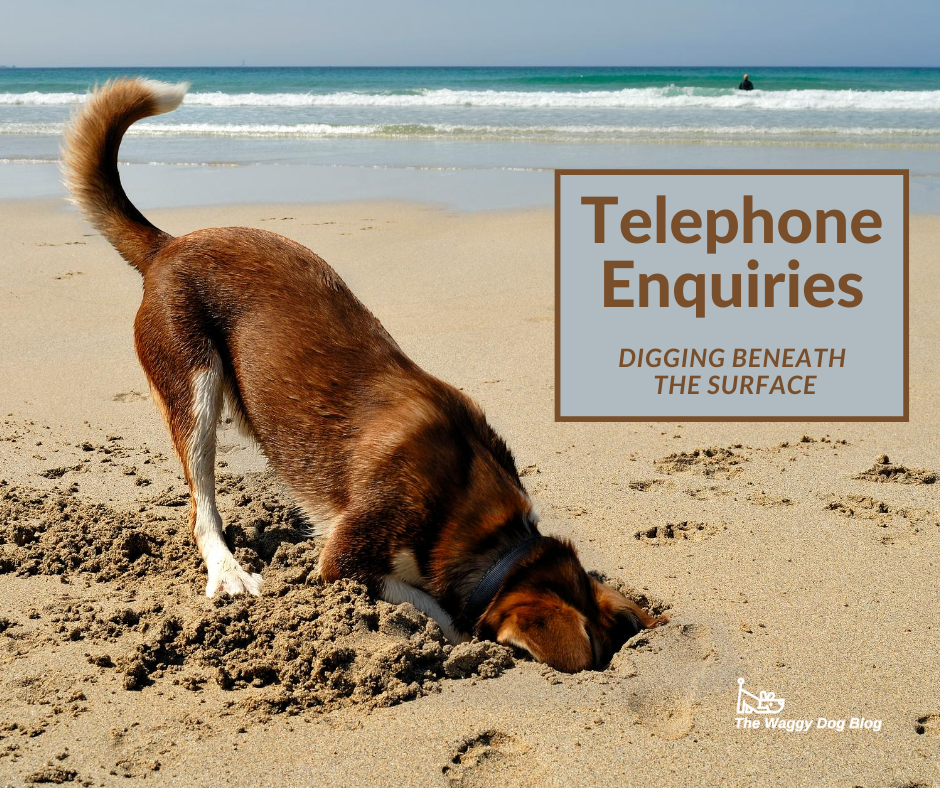Telephone Enquiries – Digging Beneath The Surface