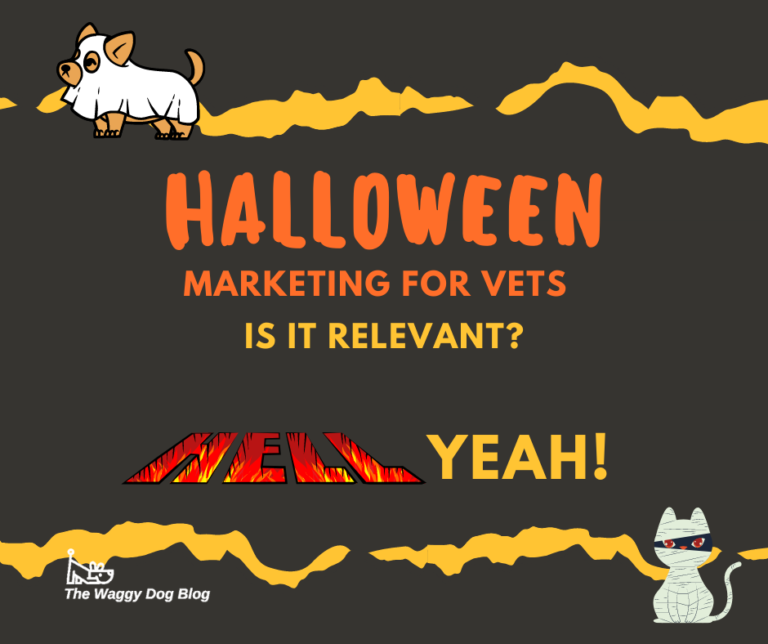 Halloween Marketing For Vets – Is It Relevant?