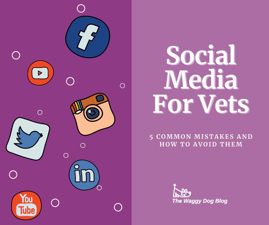 Social Media For Vets – 5 Common Mistakes To Avoid