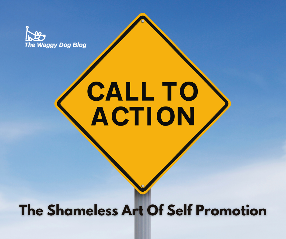Call To Action – The Shameless Art Of Self Promotion