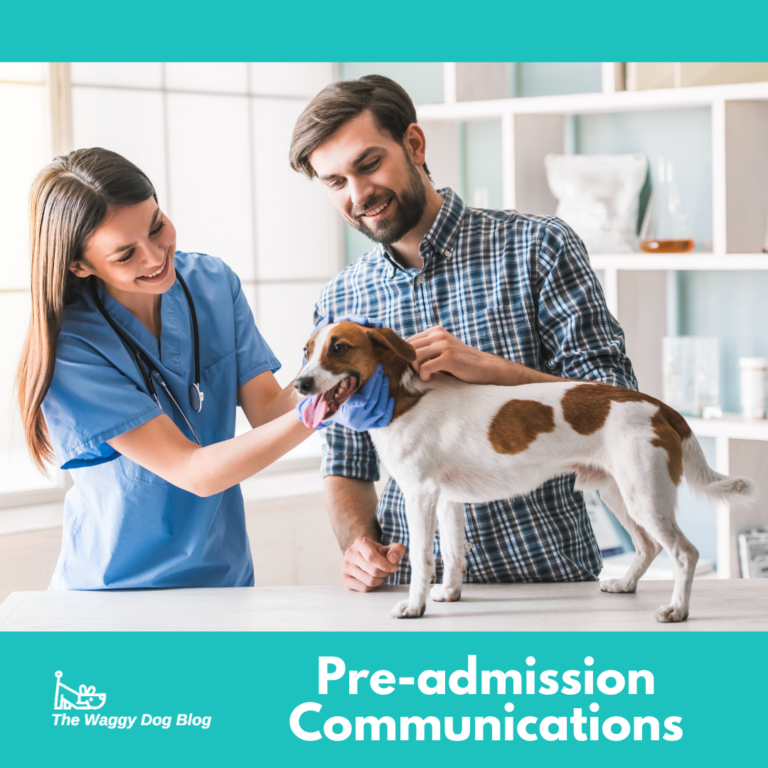 Pre-Admission Communications – Delivering A Gold Standard Customer Experience